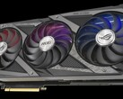 Asus ROG Strix GeForce RTX 3060 Ti video card (Source: ROG - Republic of Gamers Global)