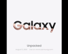 Samsung will unpack new flagships in August 2020. (Source: Twitter)