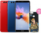 Huawei Hono 7X limited edition February 2018 deal (Source: Honor Official Store)