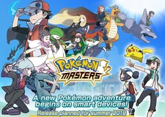 Pokemon Masters pre-registration now live (Source: Pokemon Masters official site)