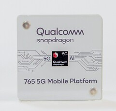 The Qualcomm Snapdragon 765/765G is designed to drive rapid adoption of 5G. (Source: Qualcomm)