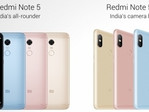 Xiaomi Redmi Note 5 and Redmi Note 5 Pro (Source: Xiaomi)