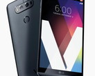 The LG V20 was the first smartphone to ship with Android 7.0 Nougat. (Image source: LG)