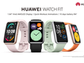 The Watch Fit will be out worldwide soon. (Source: Huawei)