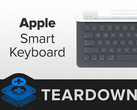 Apple Smart Keyboard difficult to repair