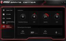 MSI Gaming Center