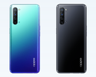The OPPO Reno3 5G smartphone features UFS 2.1 storage. (Image source: OPPO)