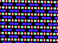 Subpixel array