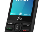 The new JioPhone is a feature phone boasting smart features. (Source: Neowin)