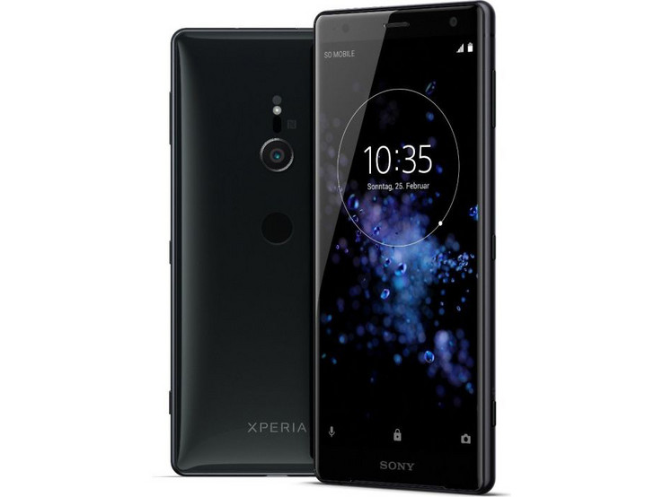 Sony Xperia XZ2 Smartphone Review - NotebookCheck net Reviews