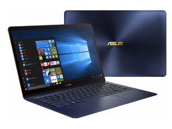Asus ZenBook 3 Deluxe UX490UA. Review unit courtesy of notebooksbilliger.de.