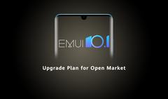 Huawei has finished rolling out EMUI 10.1 in multiple regions. (Image source: Huawei)
