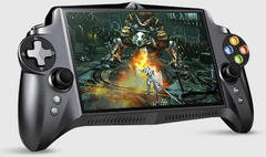 The JXD S192k is a Rockchip-powered Android gaming tablet