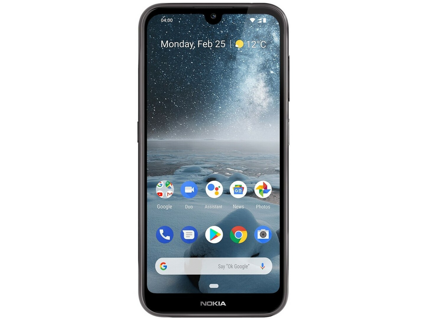 Nokia 4 2 Review An Affordable Smartphone With A Google Assistant Button Notebookcheck Net Reviews