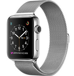 Having an Apple watch could become much more than the status symbol it currently is with the addition of its own cellular connection. (Source: Apple)