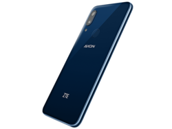 In review: ZTE Axon 9 Pro. Review device provided courtesy of: ZTE Germany