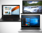 There are a lot of things to consider when selecting between these three machines. (Source: Dell, HP, Lenovo)