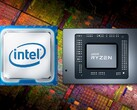 The Intel Core i9-11900KF vs Ryzen 7 5800X comparison boils down to core performance and power differences. (Image source: Intel/AMD/TechSpot - edited)