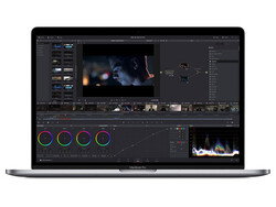 In review: Apple MacBook Pro 15 2019. Test model courtesy of: Notebooksbilliger