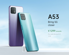 "The ""new"" A53 5G. (Source: OPPO)"