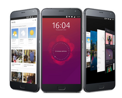 The Meizu PRO 5 was the last officially supported Ubuntu Touch phone. (Image Source: Ubuntu Insights)