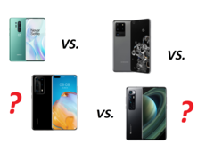 Smartphone camera comparison: Xiaomi Mi 10 Ultra vs. Huawei P40 Pro Plus vs. Samsung Galaxy S20 Ultra vs. the OnePlus 8 Pro