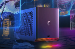 The Aorus RTX 2080 Ti Gaming Box weighs around 3,788 g. (Image source: Gigabyte)