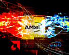 AMD and Intel boxing it out or giving each other bro fists? 9Source: WCCFTech)