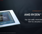AMD 7 nm Renoir accomplishes what Intel couldn't do with 10 nm Ice Lake Core i7-1065G7 or 14 nm Comet Lake-U Core i7-10710U (Image source: AMD)