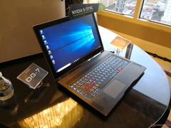 This year's CES was a dry spell for enthusiast notebook gamers