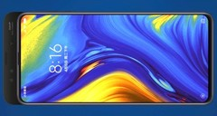 Xiaomi Mi Mix 3 Android phablet with Qualcomm Snapdragon 845 and wireless charging (Source: Xiaomi MIUI Official Forum)
