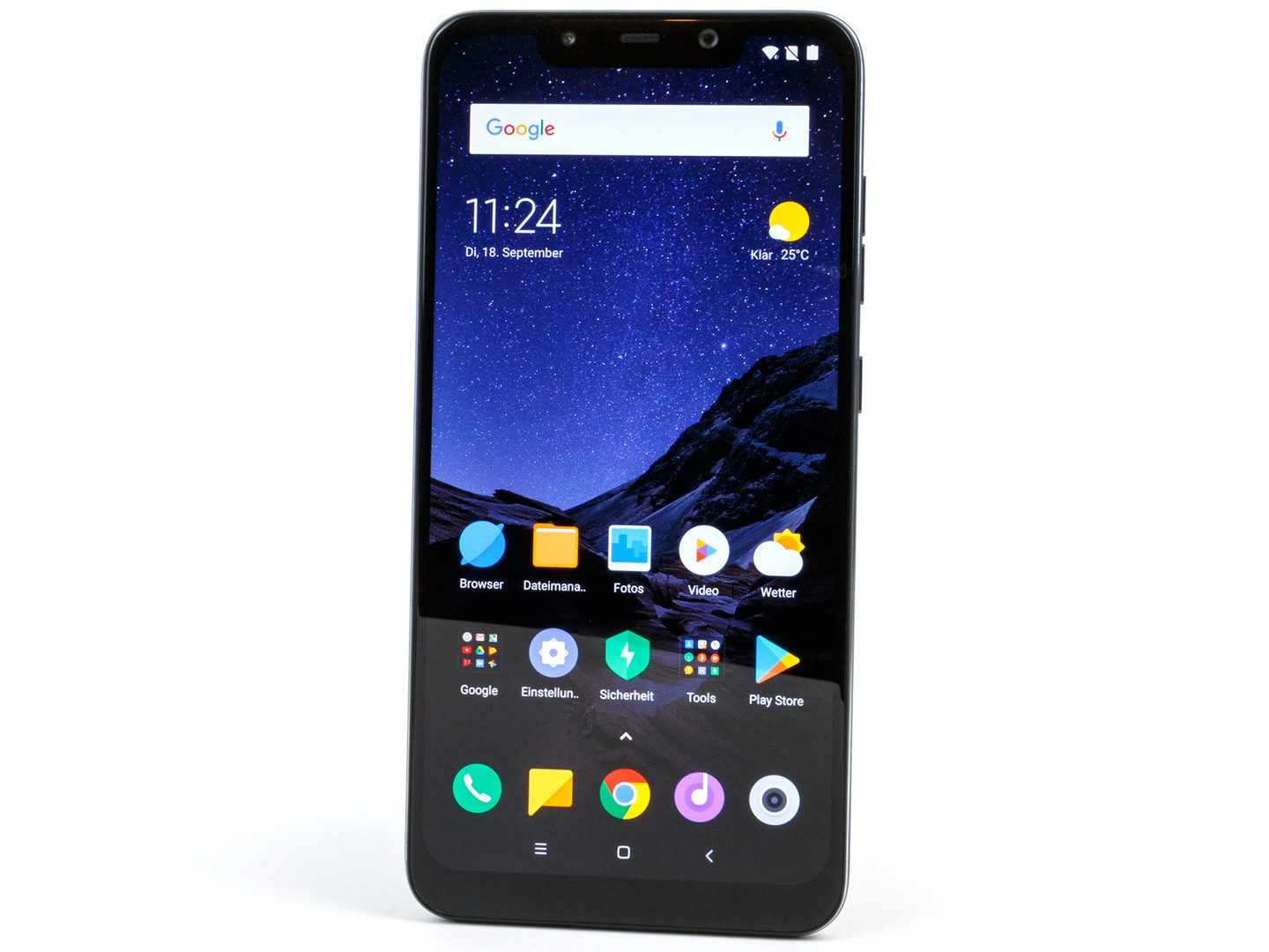 Xiaomi Pocophone F1 Smartphone Review - NotebookCheck.net Reviews on