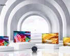 LG introduces its QNED TVs. (Source: LG)