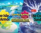 The Pokémon Sword and Shield DLC Expansion Pass will cost a princely US$29.99. (Image source: Pokémon Company)