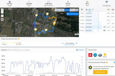 GPS test: Gigaset GS100 - Overview
