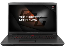 The Asus ROG Strix GL702ZC-GC204T, provided courtesy of: cyberport
