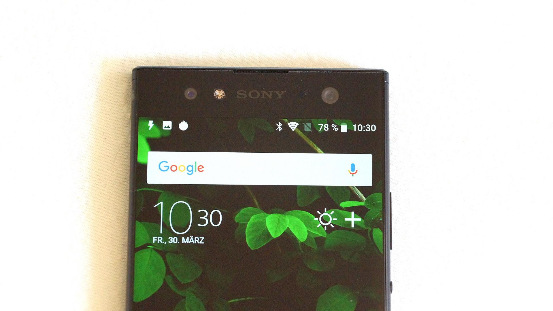 Sony Xperia XA2 Ultra Smartphone Review - NotebookCheck net