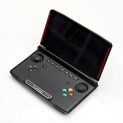 POWKIDDY X18: A GPD XD and Nintendo DS lookalike that costs less than US$130 (Image source: POWKIDDY)