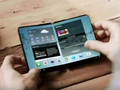 The foldable Galaxy Note might not appear until late 2019. (Source: Samsung)