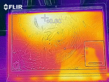 Thermal-imaging under load – top