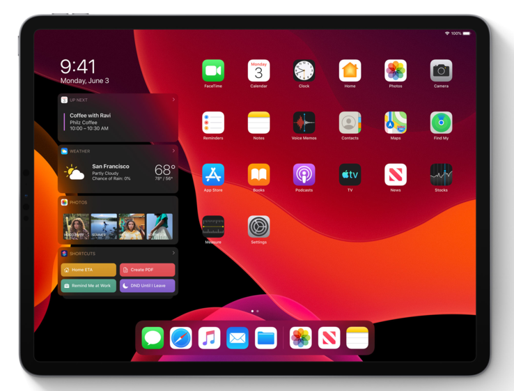 Apple is finally starting to realize the full potental of the iPad with iPadOS coming this fall. (Source: Apple)