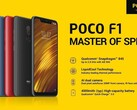 The Pocophone F1 has a new software update, but it has resulted in glitches. (Source: Lelong.my)