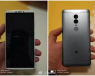 Photos of what is claimed to be the Xiaomi Redmi Note 5. (Source: Weibo)