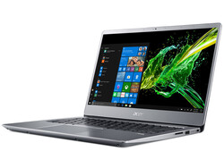 In review: Acer Swift 3 SF314-54-P2RK. Test model provided by Acer Germany.