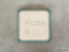 AMD Ryzen 5 3600. Apparently, there's more to it than meets the eye. (Source: El Chapuzas Informatico)