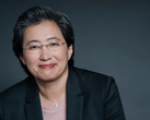 Dr. Lisa Su, CEO of AMD, won the most prestigious award of the evening. (Source: AMD)