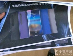 Nokia 8 Android smartphone promo poster leaks online