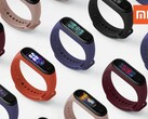The Xiaomi Mi Band 4. (Source: PhoneArena)