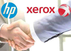 A possible merger between Xerox and HP could focus more on the printing business rather than the PC system market. (Source: MirrorReview)