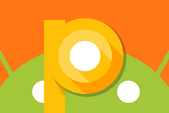 Android P unofficial logo, Android 9.0 Pumpkin Pie developer preview coming mid-March